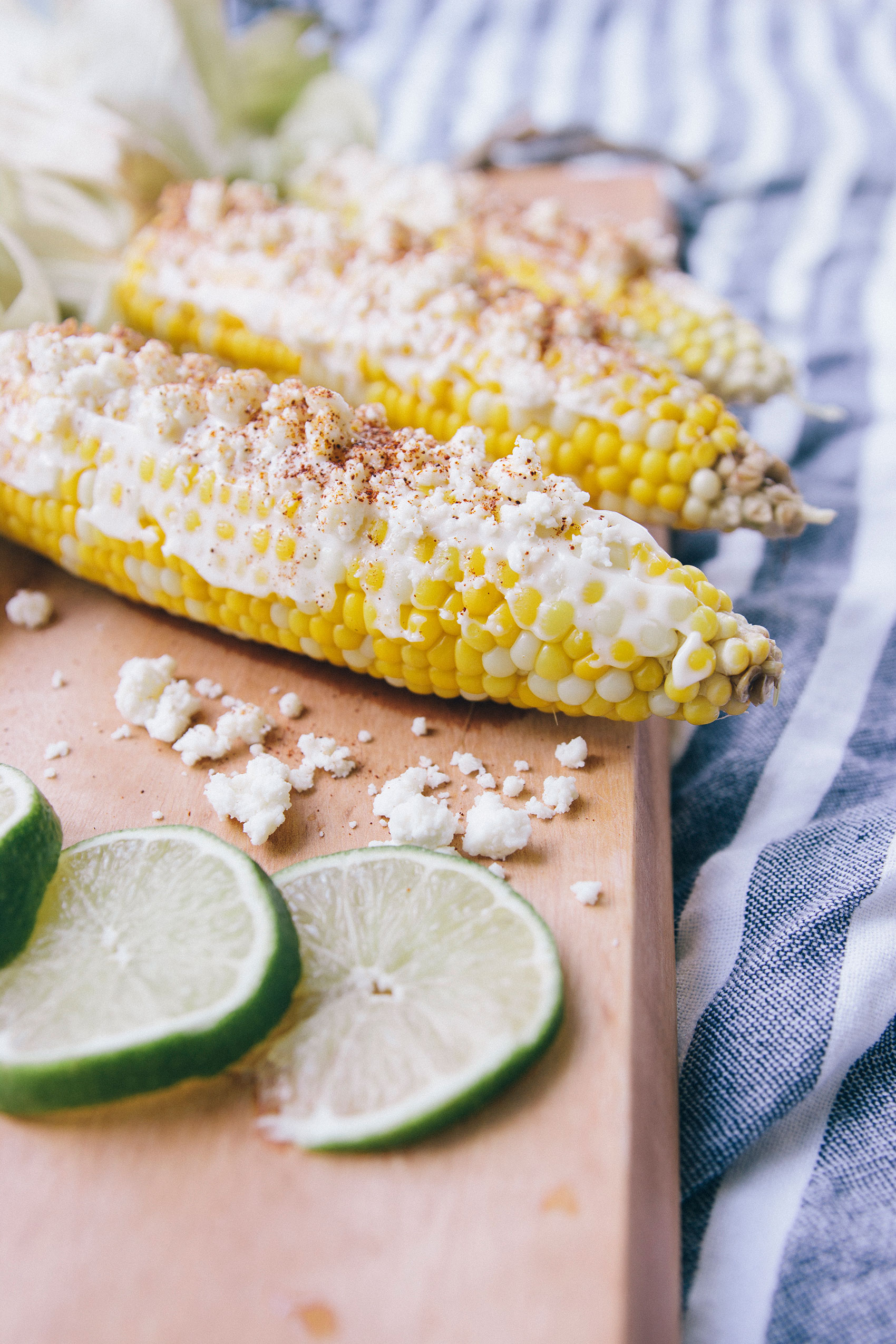 Mexican Street Corn Mexico Cookbook Phaidon Press