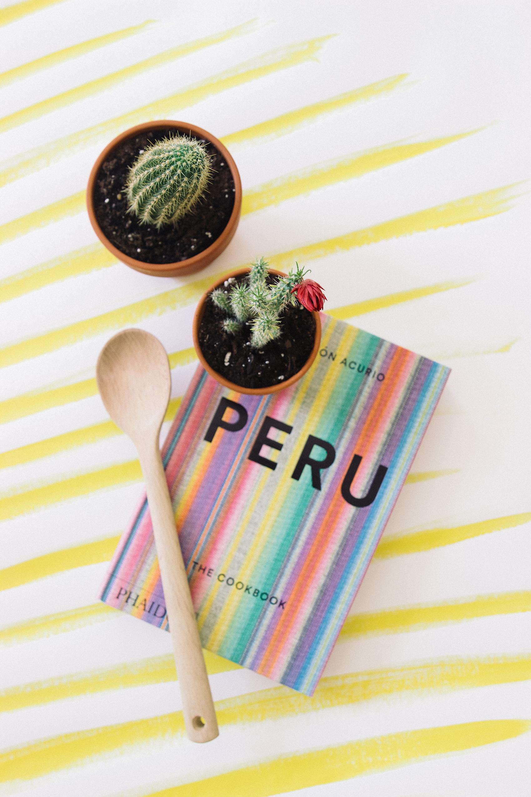 Peru Cookbook 3