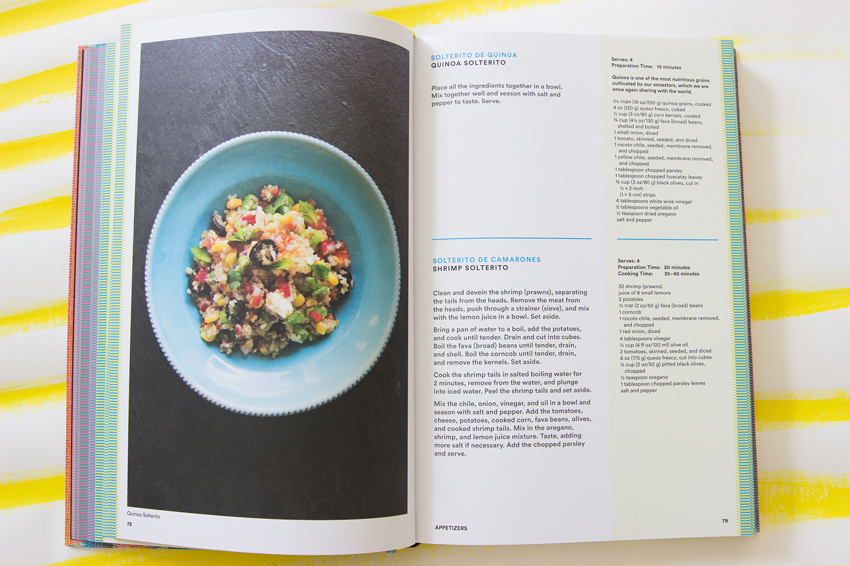 Peru Cookbook 6