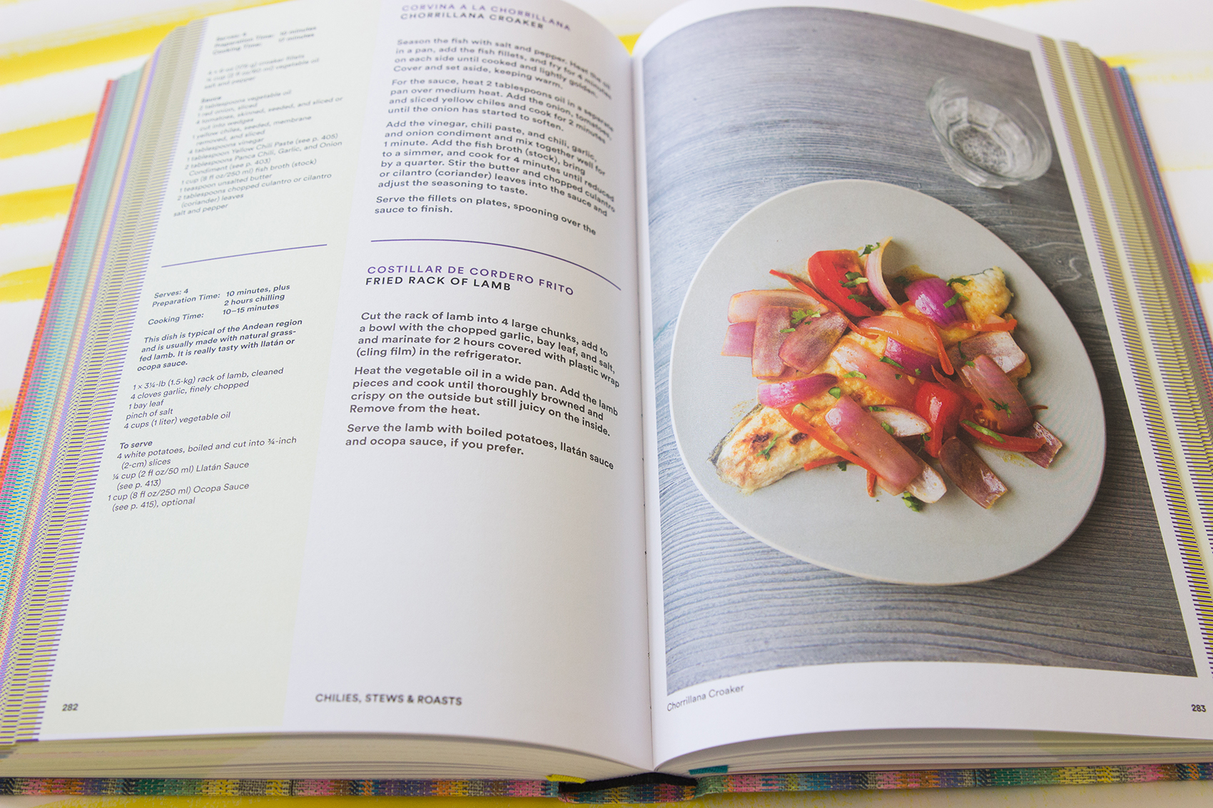 Peru Cookbook 7