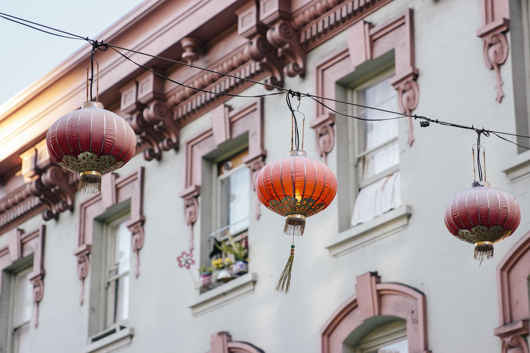 San Francisco China Town 4