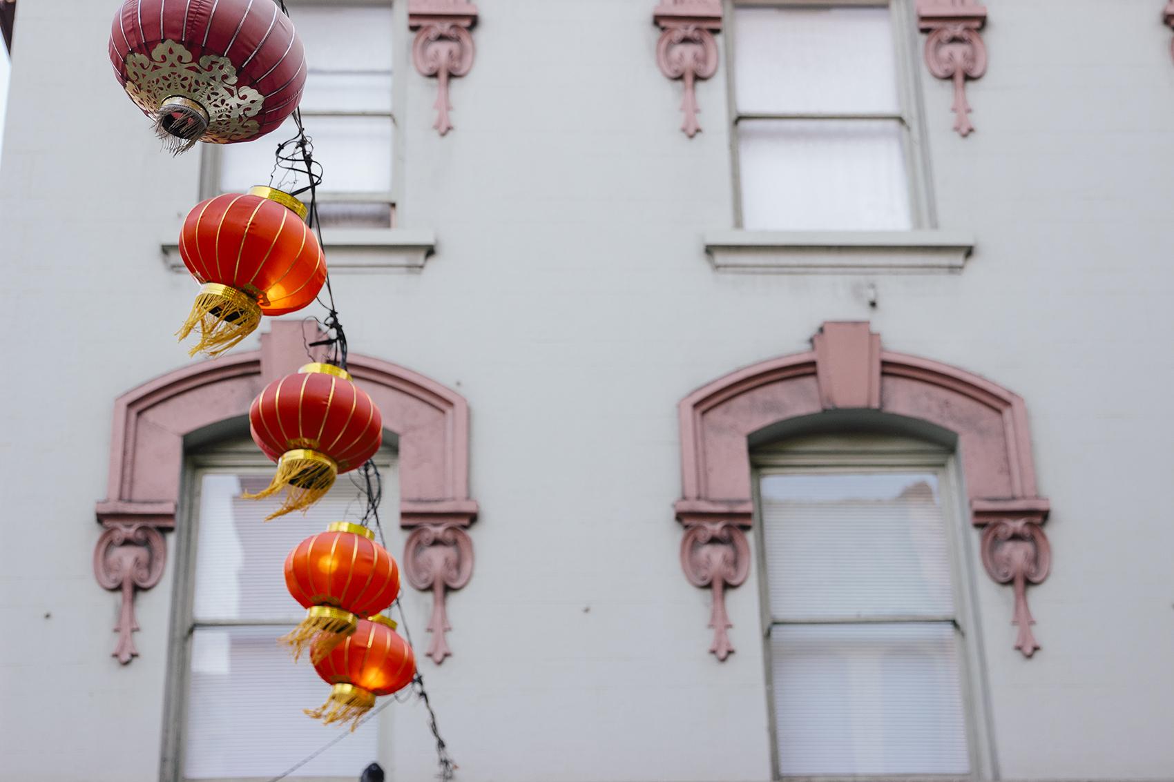 San Francisco China Town 6