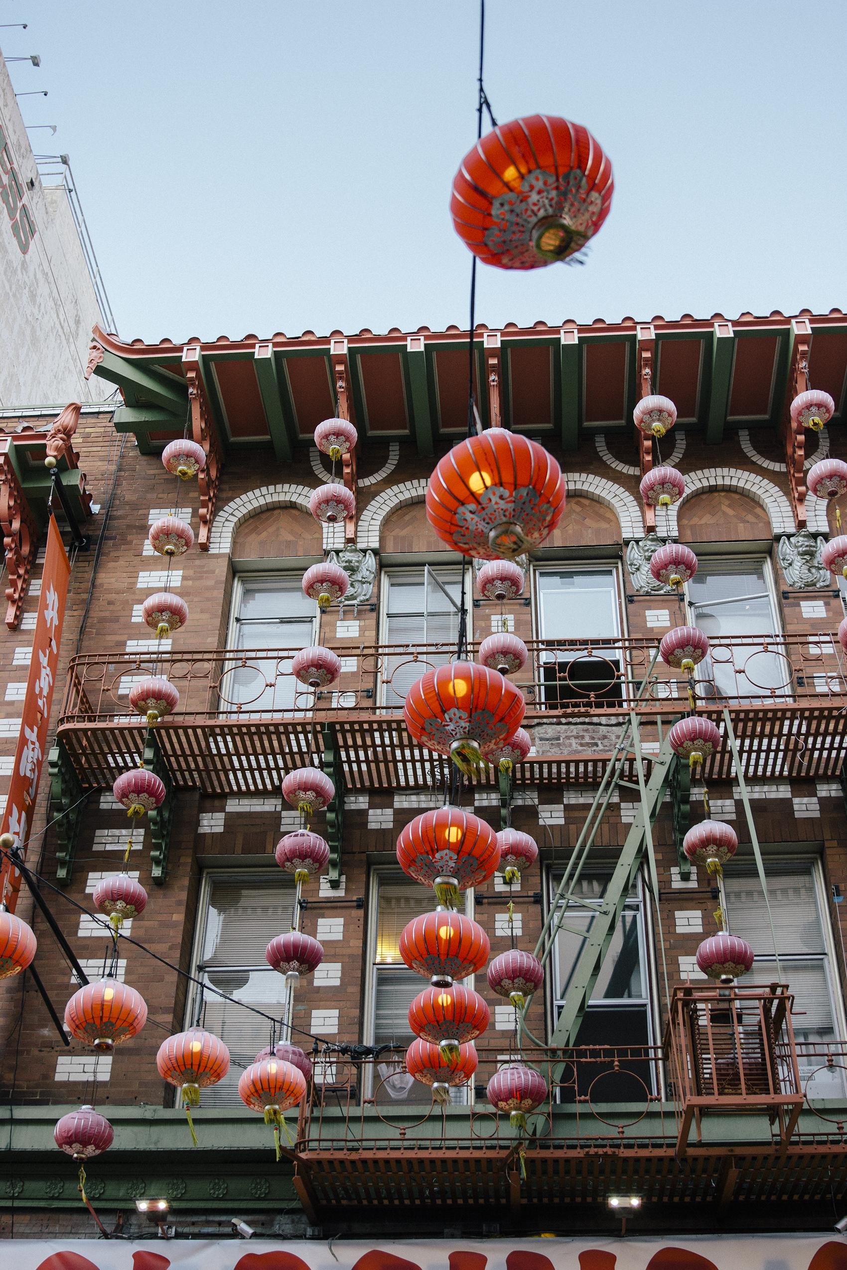 San Francisco China Town 7